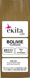 Café en grains bio arabica Bolivie Yungas 1 kg