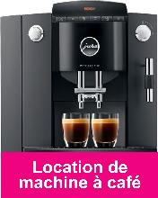 Location machine à café de bureau Jura Impressa XF50
