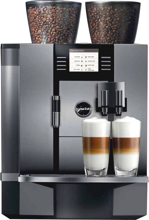 jura giga x7 machine caf expresso professionelle automatique. Black Bedroom Furniture Sets. Home Design Ideas