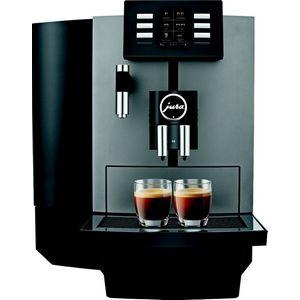 Jura x6 machine caf professionnelle - Machine a cafe expresso professionnelle ...