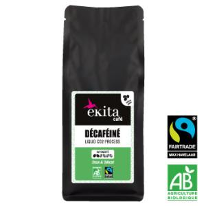Café en grains Décaféiné bio équitable (CO2) 250g