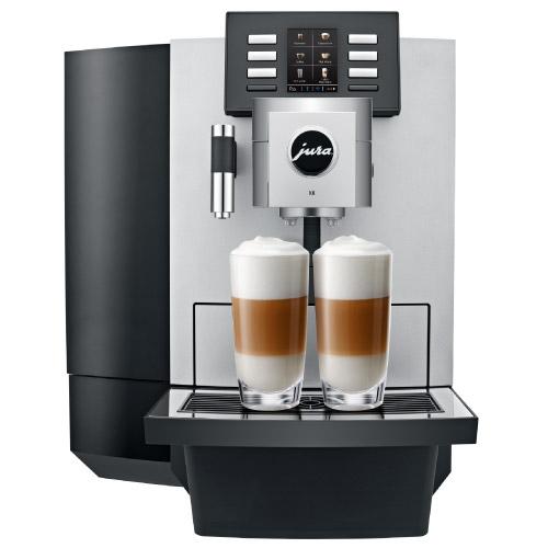 Jura x8 machine caf professionnelle - Machine a cafe expresso professionnelle ...