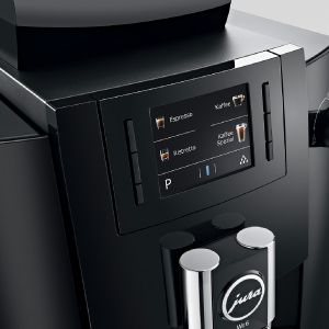 Jura WE6 PianoBlack machine à café professionnelle