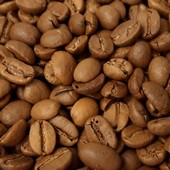 Café en grains Inde Malabar Moussonné 1 kg