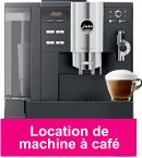 Location machine à café professionnelle Jura Impressa XS9