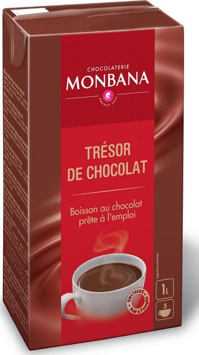 brique chocolat monbana tr sor pr t boire 1l. Black Bedroom Furniture Sets. Home Design Ideas