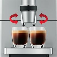 Jura ENA Micro 5 Aroma + machine à café automatique