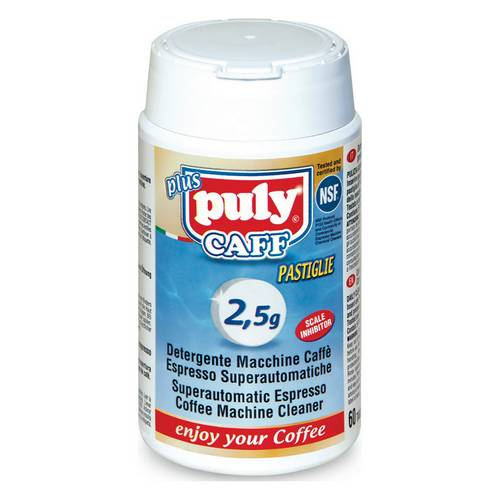 60 pastilles nettoyantes expresso Puly Caff